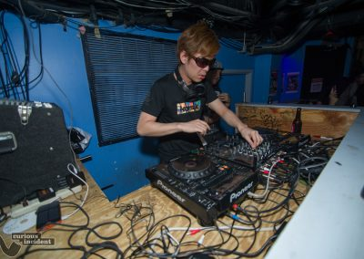 Kors K performing at 灼熱Summer Night 3