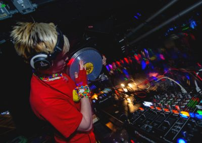 Flapjack on the decks at 灼熱Summer Night 4