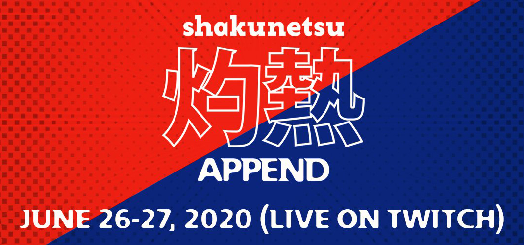 Shakunetsu APPEND Updates, Donation Details Inside!